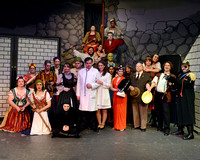 Young Frankenstein Upstage Theater