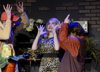Little Shop of Horrors both casts http://www.stageworkshouston.org/